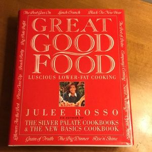 Great Good Food by Julee Rossi